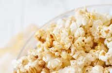 Festive Fall Popcorn - This Sweet Kettle Corn Recipe is Designed to Taste Just Like Pumpkin Pie