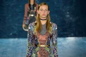 The Mary Katrantzou Spring Line is a Modern Take on Nomadic Fashion