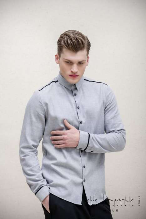 Day-to-Night Menswear Collections - Ioanna Kourbela's Lookbook Has Styles That Easily Transition