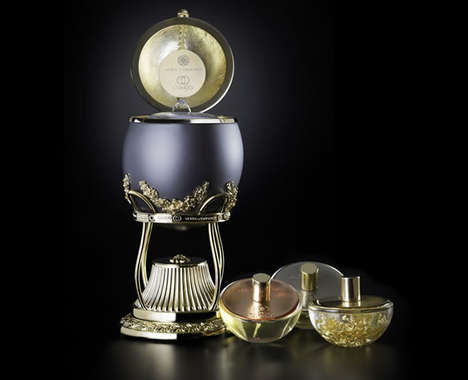 Luxe $140,000 Perfumes