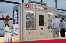 Automated Pharmacy Kiosks - This Interactive Kiosk Provides a Convenient Shopping Experience