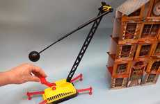 The SmartLab 'Wrecking Ball' Lets Children Both Build and Destroy