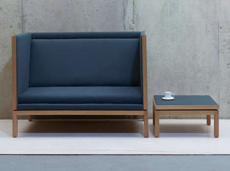 Anniversary Sofa Designs - These Personal and Public Sofas are Being Launched at London Design Week