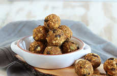 No-Bake Pumpkin Bites - These Energizing Snack Balls are Perfect for the Autumn Season