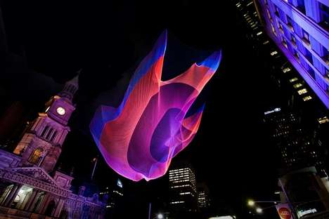 Illuminating City-Wide Installations - 'Lumiere' Will Be London's First Artistic Light Festival