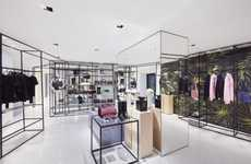Lavish Pop-Up Boutiques