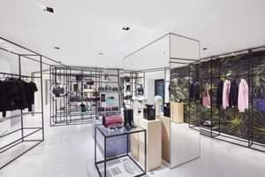 Chanel Opens a New Temporary Store in Rome
