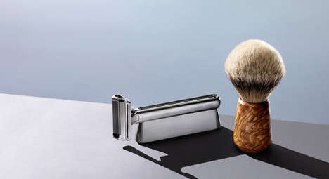 Luxe Stainless Steel Razors - This Premium Stainless Steel Razor Comes with a Lifetime Guarantee