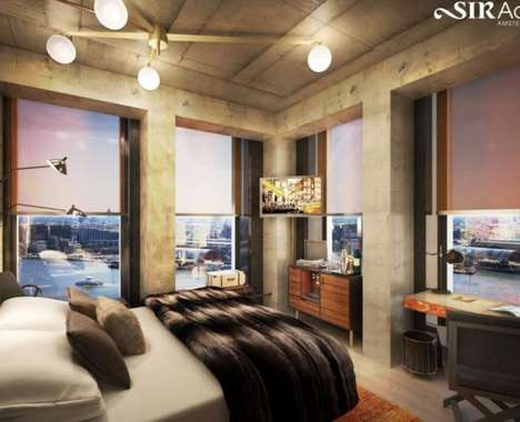 Music-Themed Luxury Hotels
