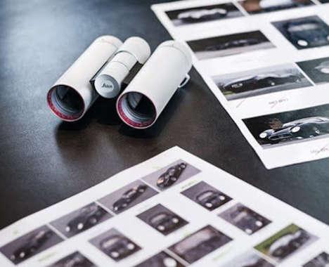 Luxury Car Binoculars