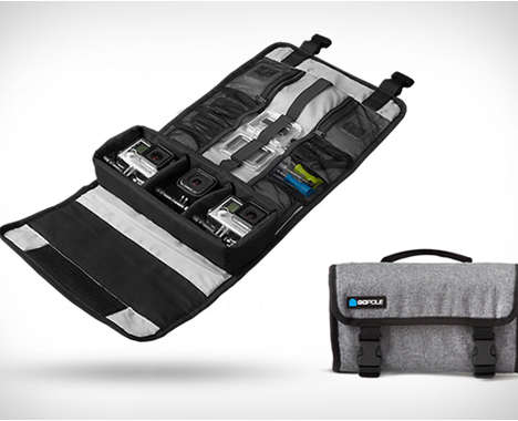 Weatherproof Camera Accessory Cases