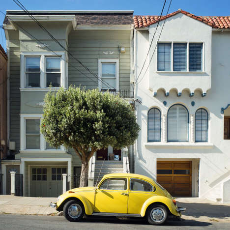 Vintage Vehicle Photography - This Photo Series is a Collection of Retro Cars in San Francisco