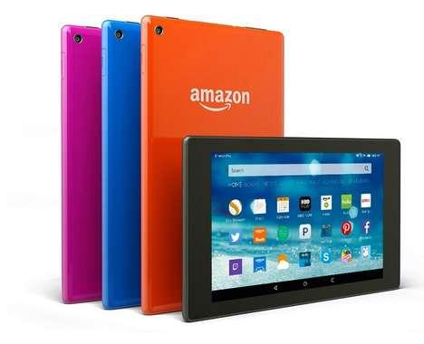 Lightweight Multimedia Tablets