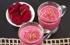 Earthy Beet Smoothies