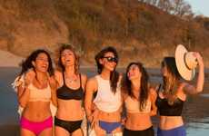 Anti-Microbial Undergarments - This Company Designed a Reversible Bra That Requires No Underwire
