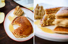 Hot Cereal Pancakes
