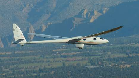 Super-Altitude Gliders - The Perlan Mission II Can Fly Higher Than Most Spy Planes
