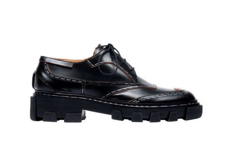 Androgynous Fall Footwear - These Balenciaga Shoes are Elegant Without Being Girly