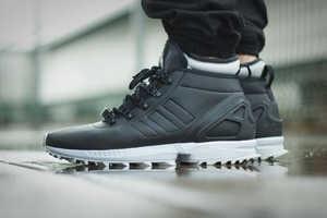 The Adidas Winter ZX Flux is a Stylish, All-Weather Streetwear Shoe