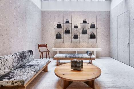 Austere Artisan Fragrance Shops - The Byredo Shop in Soho is the Swedish Brand's First in the US