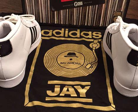 Retro Rapper Footwear