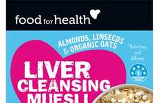 Liver-Supporting Cereals - This Muesli is Designed to Promote Healthy Liver Function