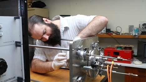 Experimental Space Engines - This Ion Drive Could Outperform High-Powered NASA Engines