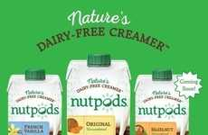 Nut-Based Creamers - This Non-Dairy Creamer is a Creamy Alternative to Milk