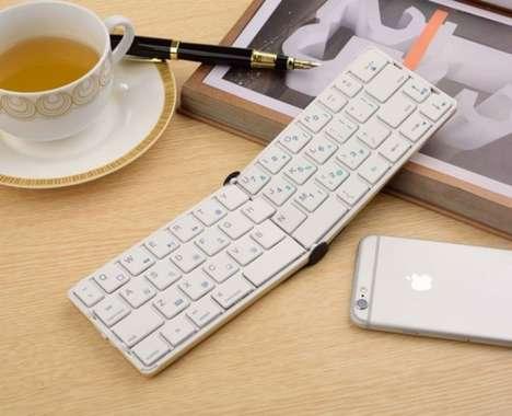 Wireless Folding Keyboards