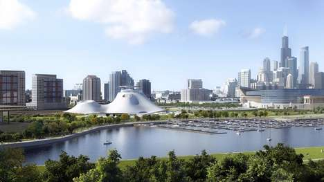 Redesigned Art Museums - The Redesigned Lucas Museum Will Retain Its Most Distinctive Features