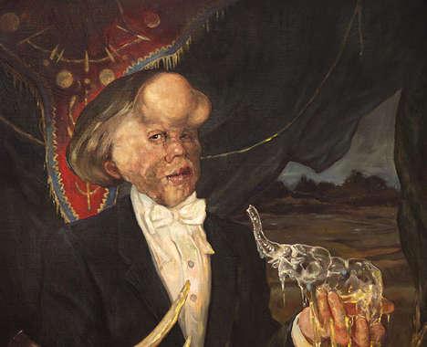 Freaky Victorian Portraits