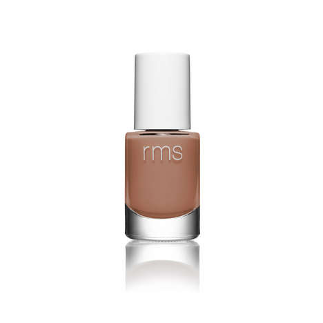 "Natural Nail Polishes - These RMS Beauty Nail Polishes Boast a ""5-Free"" Formula"