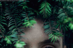 These Images Capture the Serene Beauty of Young Women in Nature