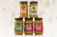 High-Protein Peanut Spreads