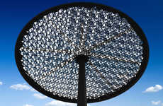 Prismatic Street Lamps