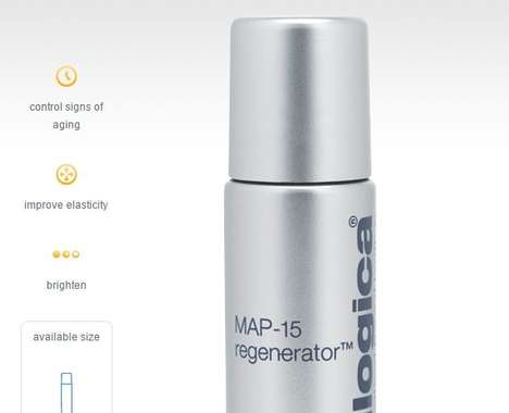 Targeted Cosmetics Serums