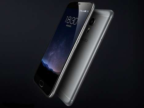 iPhone-Imitating Smartphones - The Meizu MX5 PRO Looks to Outshine the iPhone With Impressive Specs