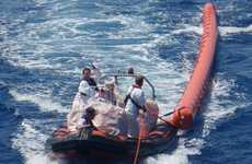Refugee-Saving Floats