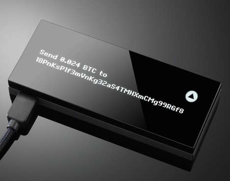 Digital Currency Wallets - The KeepKey Acts Like a Digital Vault For Your Bitcoin