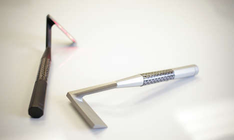 Precision Laser Razors - The Skarp Razor Design Eliminates Cuts, Scratches and In-Grown Hairs