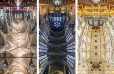 Panoramic Church Photographs