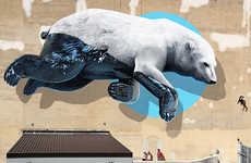 Polar Bear Murals