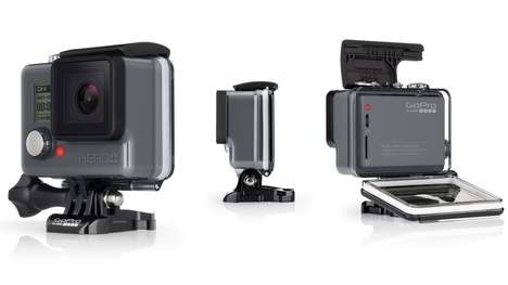 Budget Action Cameras - The GoPro Hero+ Offers WiFi and Bluetooth Functionality