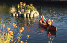 Sustainable Floating Gardens