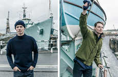 Naval Gentleman Attire - The Harry Stedman Fall/Winter 2015 Collection is Surprisingly Wearable