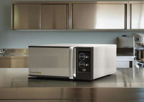 Tempeh-Making Machines - This Countertop Oven Produces Delicious Vegetarian Food