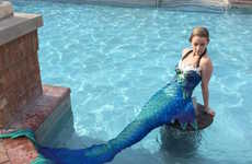 Silicone Mermaid Tails