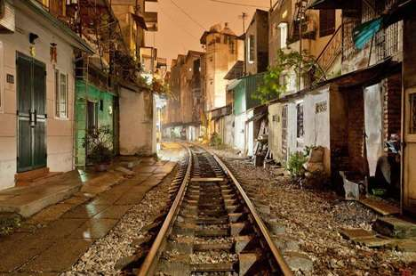 Night-Time Vietnamese Photos - These Stunning Photographs Capture the Beauty of Hanoi At Night