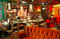 Cinematic Cafe Pop-Ups - Australia Will Have a Central Perk Coffee House from the Set of Friends