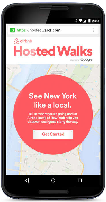 Locally Curated Tours - The Airbnb New York City Map is Created and Guided by Local Hosts